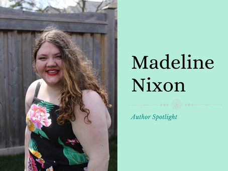 Author Spotlight: Madeline Nixon