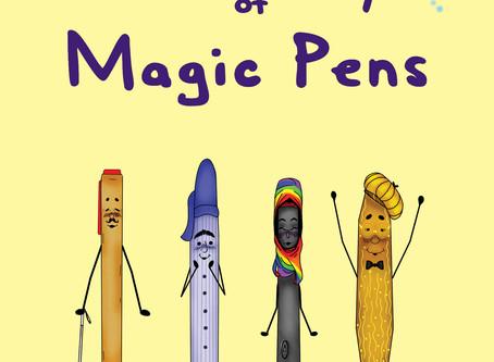 Book Review: Community of Magic Pens ed. EDE Bell