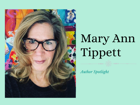 Author Spotlight: Mary Ann Tippett