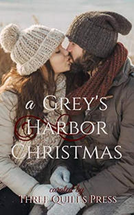 """""""Seaside Winter Wedding"""" by Piper Malone in A Grey's Harbor Christmas"""