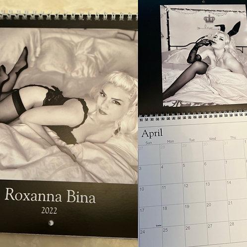 2022 Roxanna Bina Wall Calendar