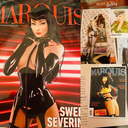 MARQUIS Magazine: Issue 70 - Latex mag