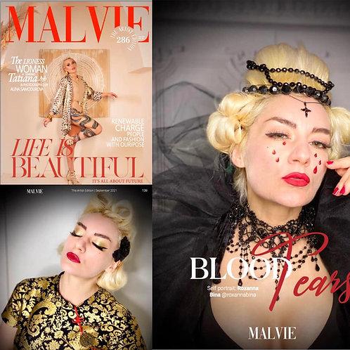 MALVIE September 2021- Artist Edition
