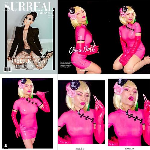 SURREAL Magazine : Fashion & Beauty June 2021