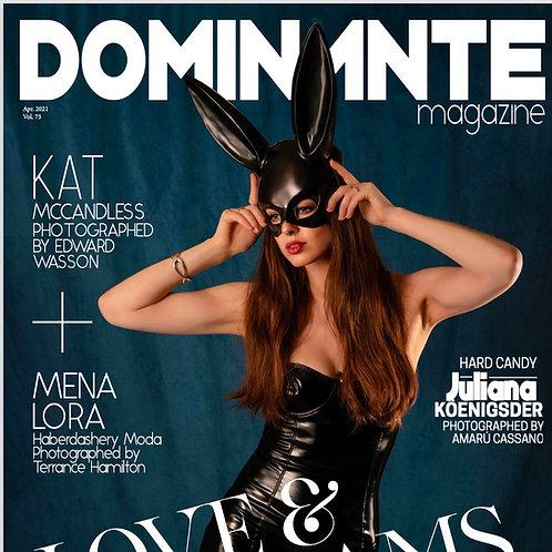DOMINANATE Magazine - April 2021
