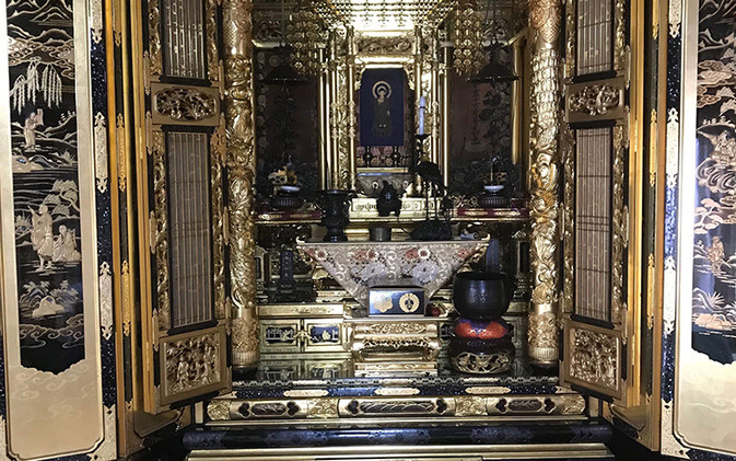 T様元のお仏壇