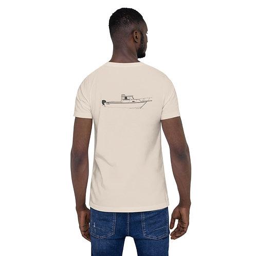 Parker 2320 Short-Sleeve Unisex T-Shirt