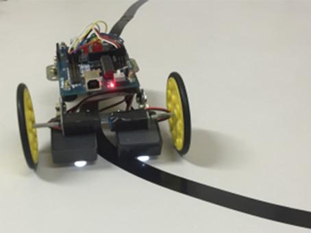 Projeto para Mostra de Robótica (MNR)