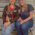 Maci loves the rodeo!