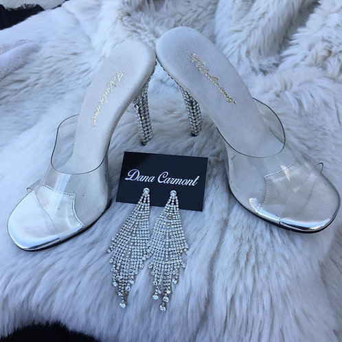Add Bling To Your Stage Heels