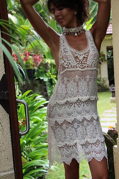 AMBICA LACE DRESS