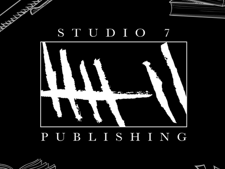 Introducing STUDIO 7 PUBLISHING!