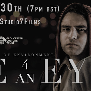 'Eye 4 An Eye' short film premiere screening on YOUTUBE!