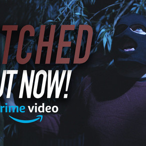 'WATCHED' is now streaming on Amazon Prime Video in the UK & US!