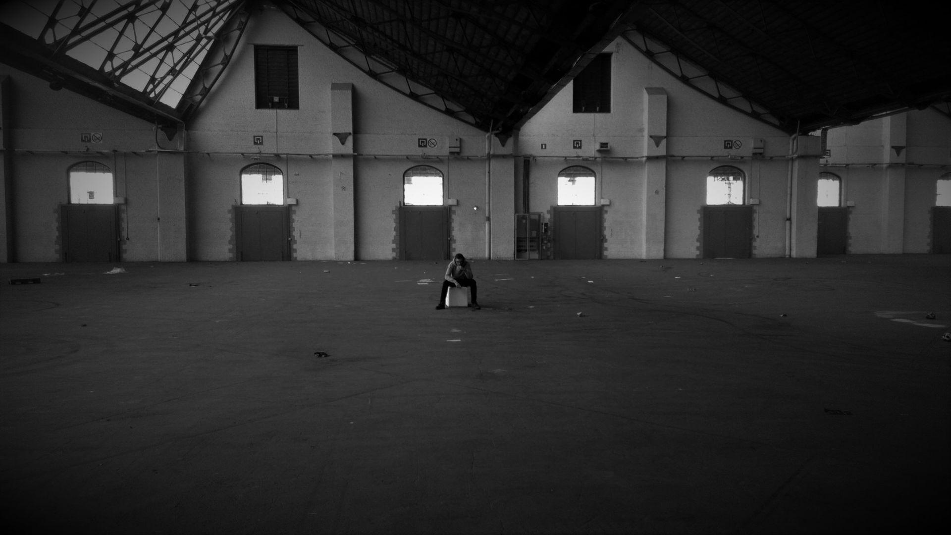 C02 (music video) BTS - Luciano D'Amato