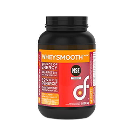 Whey Smooth Vanilla
