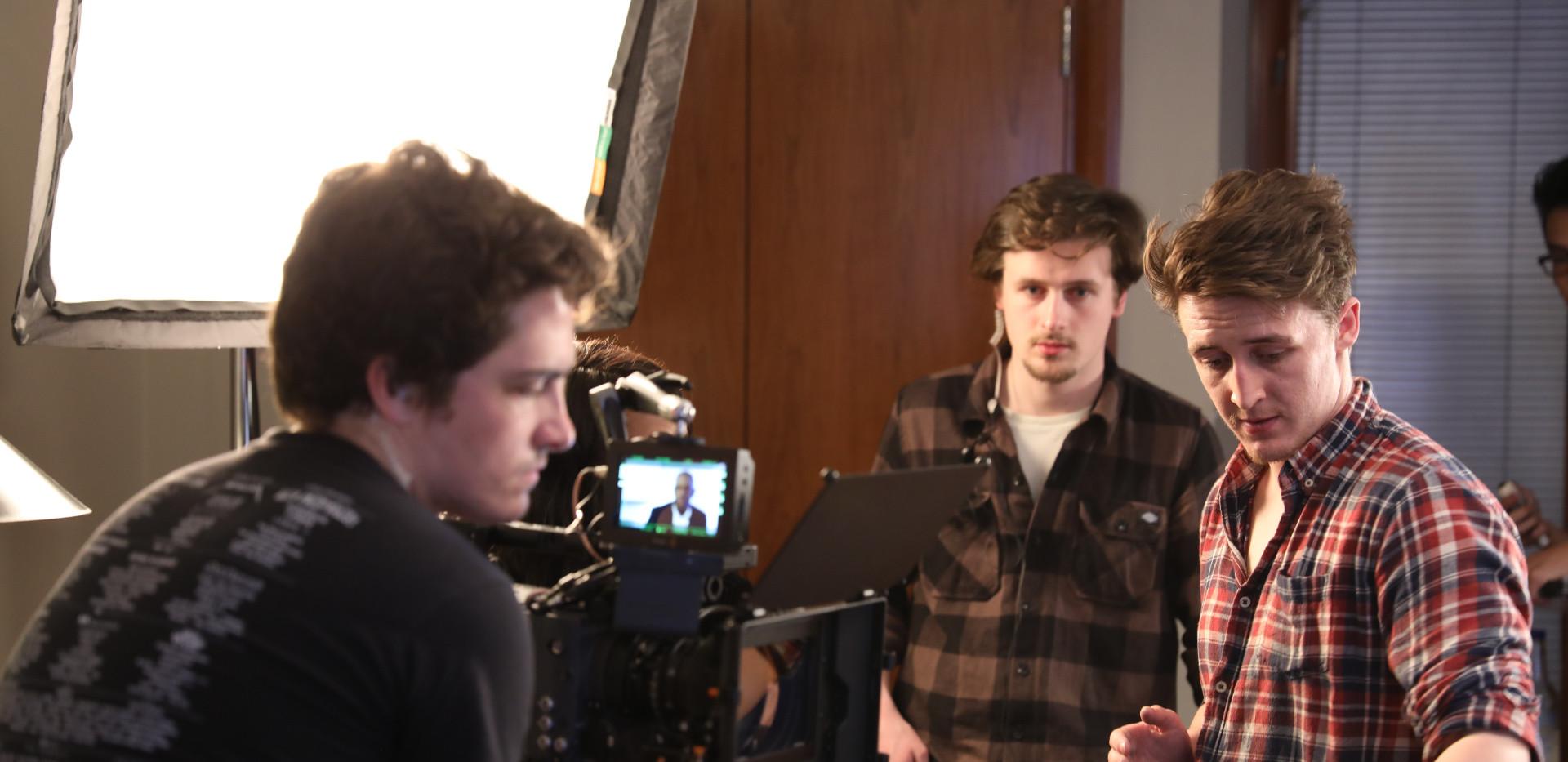 Homeward (Behind the scenes)