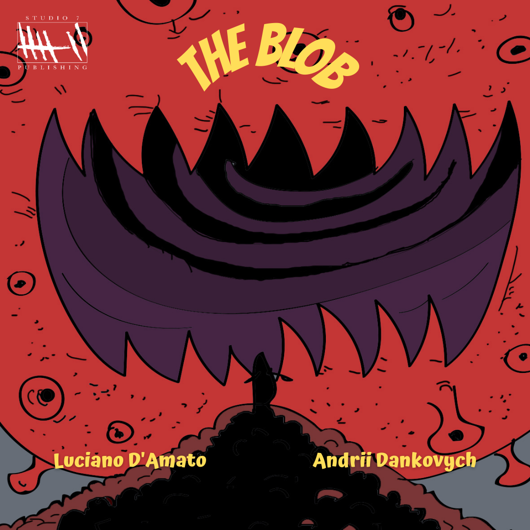 The Blob - Issue No.3