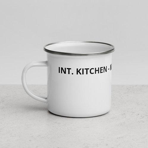 Enamel Film Mug