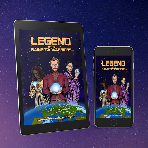 Legend of the Rainbow Warriors eBook