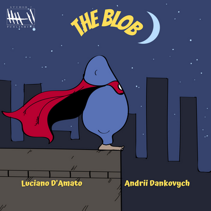 The Blob - Issue No.2