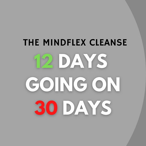 The MindFlex 12 Days to 30 Days Upgrade