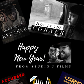 HAPPY NEW YEAR from Studio 7 Films!