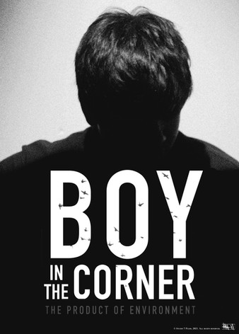 'Boy in the Corner' Promotional poster