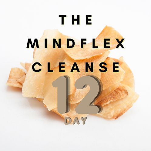 The MindFlex 12-Day Cleanse