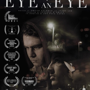 """New award nominations for """"Eye 4 An Eye""""!"""