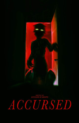 Accursed: The Djinn Chronicles novel teaser poster