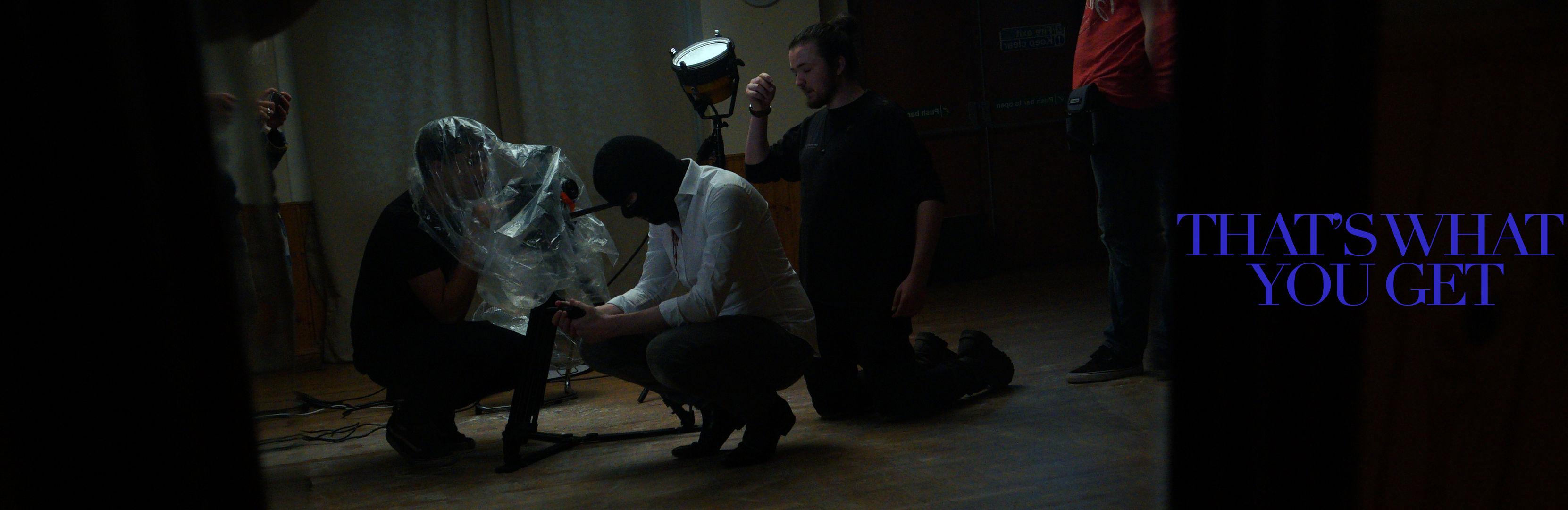 Four Dead Crows: TWYG (directed by Joshy Lee) BTS