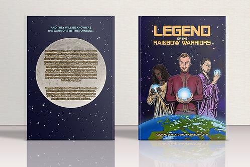 Legend of the Rainbow Warriors Paperback Comic