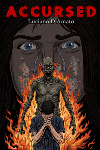 Accursed: The Djinn Chronicles final front cover