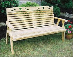 FTH-Treated-Pine-Crossback-w-Heart-Garden-Bench-1