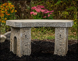 FTH-Concrete-Curved-Garden-Bench-1