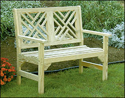 FTH-46in-Treated-Pine-Chippendale-Garden-Bench-1