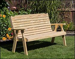 FTH-Treated-Pine-Crossback-Garden-Bench-1