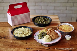 8-Piece Southern Fried Chicken Family Dinner