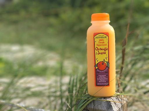 Kennesaw 100% Fresh Squeezed Orange Juice