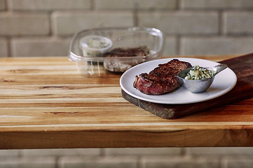 Beef Medallion with Blue Cheese Butter