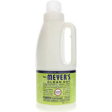 Fabric Softener, Mrs. Meyer's (Lemon Verbena)