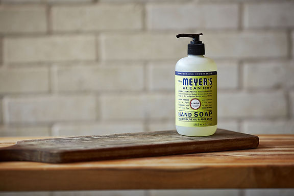 Hand Soap, Mrs. Meyer's (Lemon Verbena)