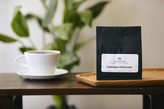 Colombia Finca Palmichal (ground), 8oz