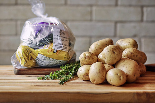 DIY Roast Potatoes Kit