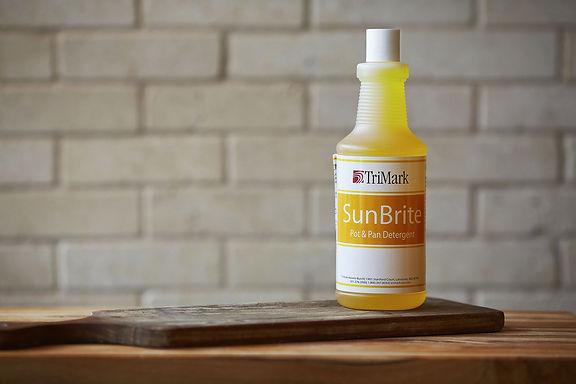 Dish Detergent, Sunbrite