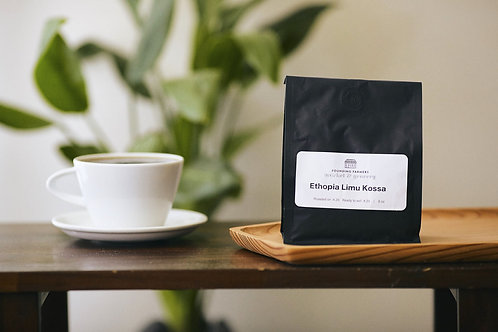 Ethiopia Limmu Kossa, (ground), 8 oz