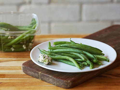 Green Beans with Farmers Herbs