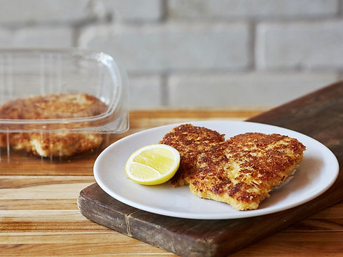 Chicken Breast Milanese