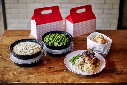 16-Piece Herb Roasted Chicken Dinner